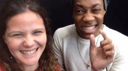 'Chris' pede em vídeo que brasileiros 'deem uma maneirada' na