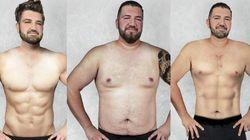 Estes são os 'corpos ideais' dos homens em 19 países