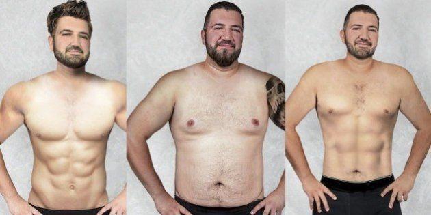 Como é o 'corpo ideal' dos homens em 19 países completamente
