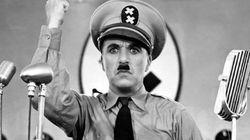 Hitler fechou sala de cinema para assistir 'O Grande Ditador', de