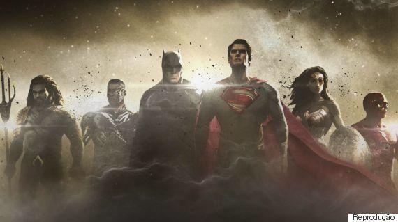 'Liga da Justiça', aguardado filme de super-heróis da DC, tem início de filmagens