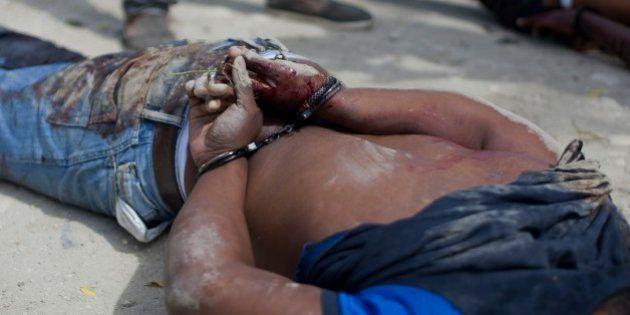Todos os dias o Brasil registra 'um Carandiru e meio' em mortes por arma de fogo, aponta Mapa da Violência...