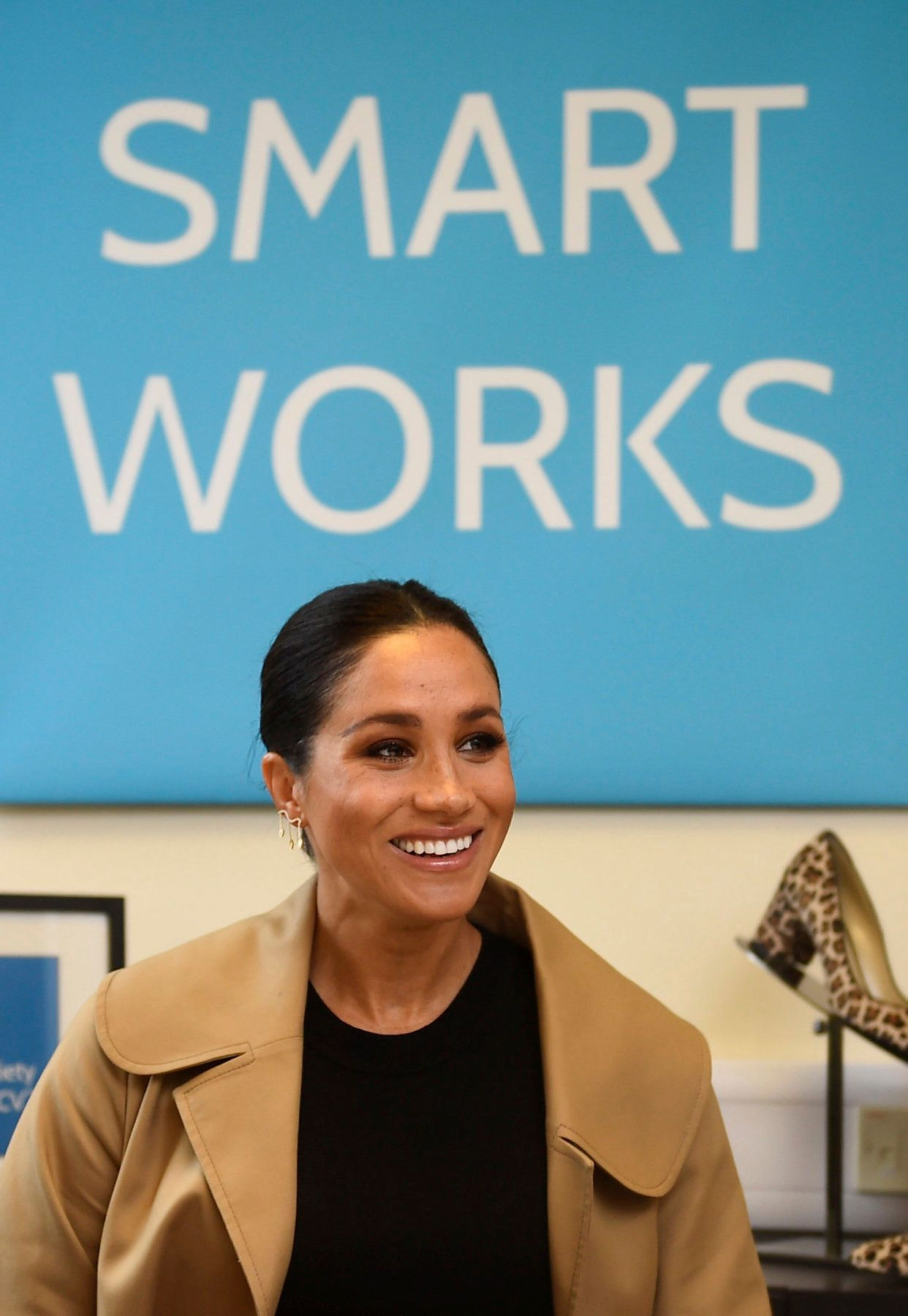 Meghan Markle Takes On New Royal