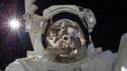 FOTOS: Primeira 'caminhada no espaço' completa 50