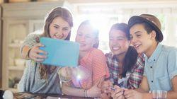 Adolescentes com mais de 300 amigos no Facebook são mais
