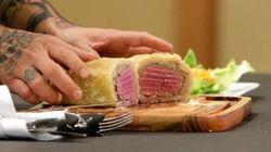 Como fazer o Bife Wellington, o prato que eliminou Cristiano do