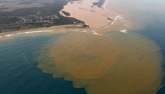 Imagens impressionantes da maior tragédia ambiental do