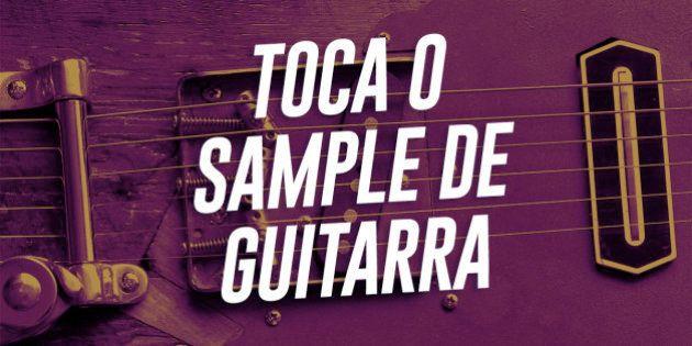 Toca o Sample de Guitarra: Ouça nossa playlist com os riffs e solos mais memoráveis da