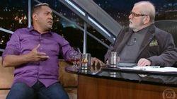'Vergonha alheia': Tiririca evita falar de política com Jô e telespectadores