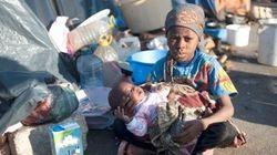 Tragédia: Incêndio em campo de migrantes na Argélia deixa mortos e