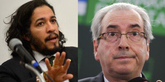 Cunha apresenta queixa no STF contra Jean