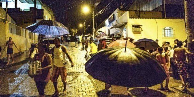 A apocalíptica vida sem água nas periferias de Governador Valadares