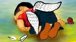 11 ilustrações emocionantes humanizam a tragédia de refugiados
