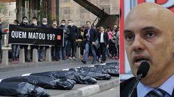 Chacina de Osasco (SP): Balas eram da PM, mas secretário nega 'grupo de