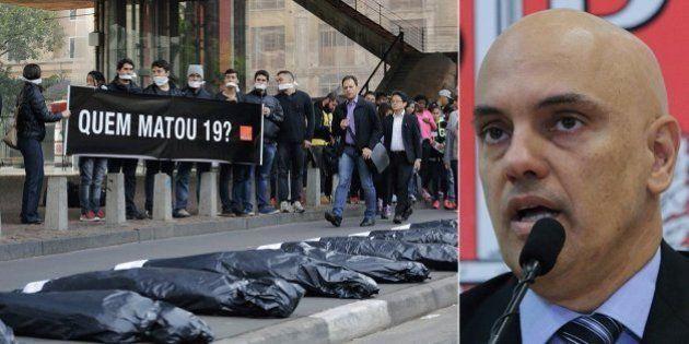 Chacina de Osasco (SP): Balas que mataram 19 pessoas foram compradas pela PM, mas secretário nega 'grupo...
