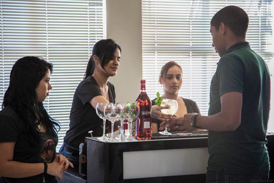 Estas mulheres mostram que ser bartender não é questão de
