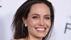 Angelina Jolie: 'Estou adorando a