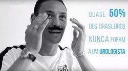 ASSISTA: Jogadores do Santos entram em campanha contra câncer de
