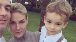 Ana Hickmann: 'Família é o melhor remédio do