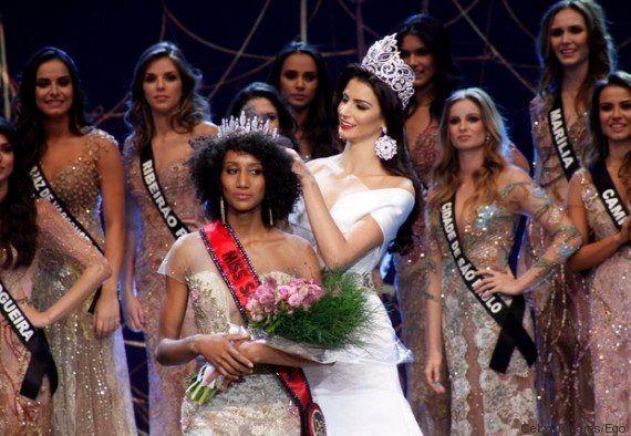 Negra, crespa e empoderada: Sabrina de Paiva é eleita Miss São Paulo