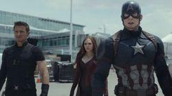 Assista ao primeiro trailer de 'Capitão América - Guerra
