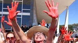 Brasília e Porto Alegre têm manifestações contra a cultura do