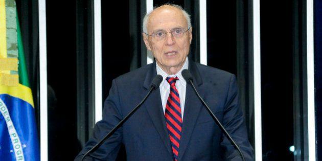 Senador Eduardo Suplicy (PT-SP) defende eleição direta para suplente de senadorFoto: Waldemir Barreto/Agência