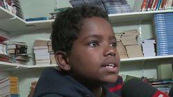 ASSISTA: Menino de 10 anos tem a MELHOR mensagem aos intolerantes do