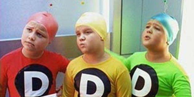 Você se lembra dos garotos fofinhos do DDD?