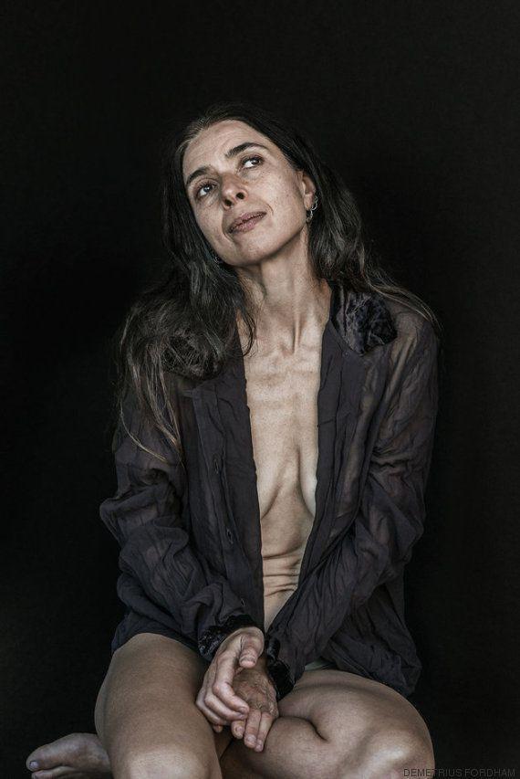 Série de fotografias comprova a beleza da maturidade das mulheres