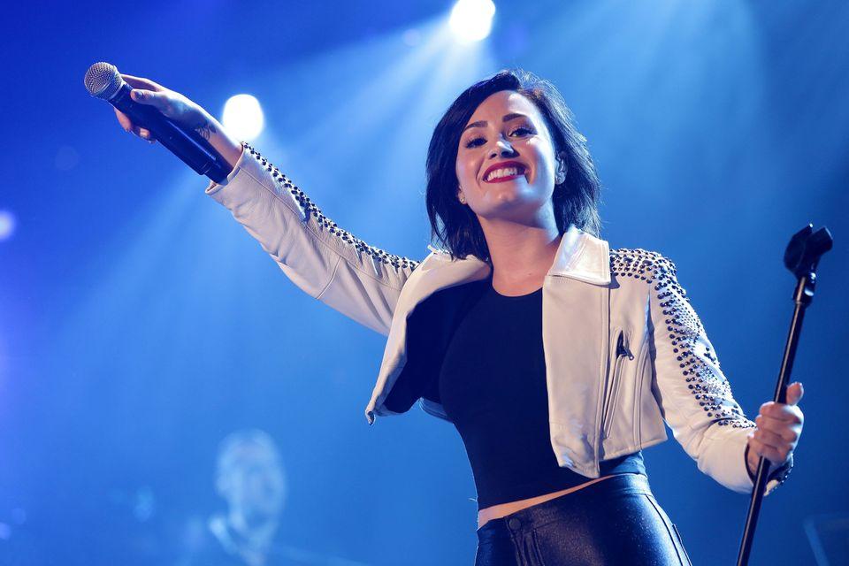 Demi Lovato luta contra o estigma das doenças mentais e fala sobre encontrar a