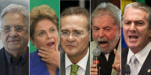 Renan quer Dilma e ex-presidentes no debate da reforma