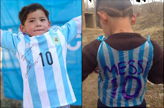 c73b35669e Não é só o Messi! Conheça 9 histórias emocionantes do futebol fora das  quatro