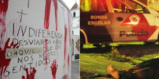 No ano em que homicídios em SP tiveram menor taxa histórica, letalidade policial segue alta, com uma...