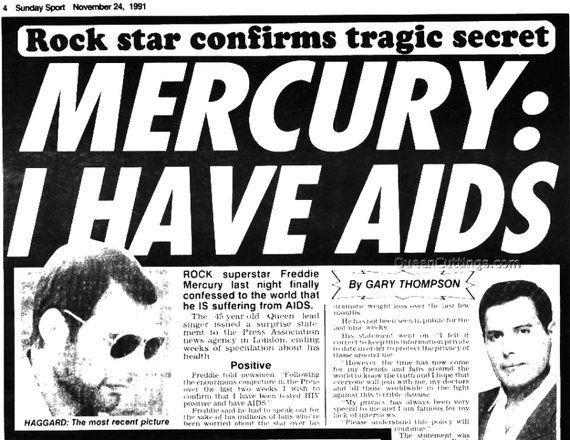 Freddie Mercury faria 69 anos neste