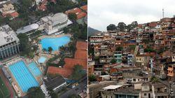 ESTUDO: Como mais infraestrutura na periferia está isolando os ricos em