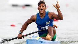 Com salários atrasados, brasileiros da canoagem boicotam evento-teste de Rio