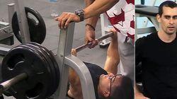ASSISTA: Em 'pegadinha', atletas paralímpicos surpreendem alunos de
