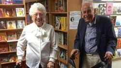 Aos 90 anos, dá tempo de se dar bem em um encontro às