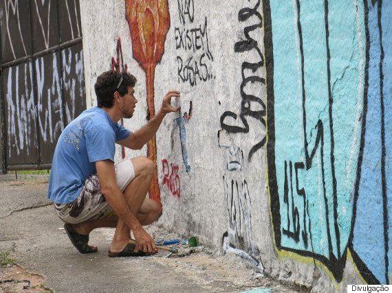 GringoView: Grafite ou Arte