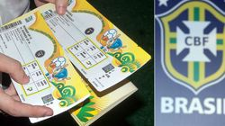 MP do Rio investiga transações milionárias na venda de ingressos da Copa de