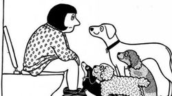 Au! Au! 10 ilustrações que retratam perfeitamente a relação entre humanos e