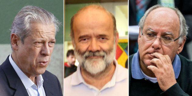 MPF denuncia Dirceu e aponta R$60 milhões de corrupção na 17ª fase da Lava