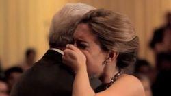 ASSISTA: Noiva que perdeu pai antes de casar ganha surpresa do