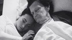 Demi Lovato se despede da bisavó com mensagem emocionante: 'Atribuo minha força a