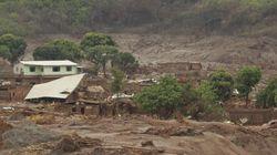 Três semanas após rompimento de barragem, bombeiros encontram corpo em