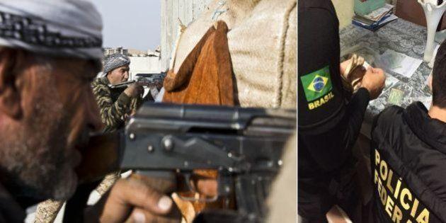 Operação da Polícia Federal descobre grupo de apoiadores do Estado Islâmico em SP, diz
