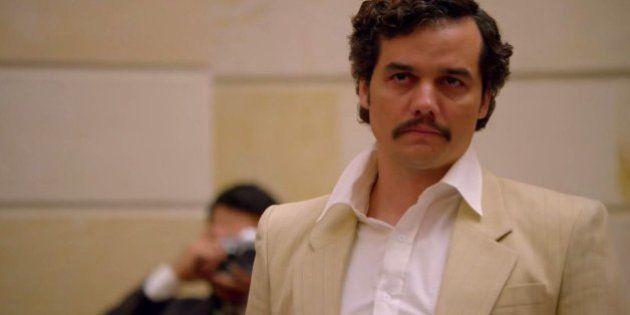 'Há coisas bem mais importantes que o sotaque', diz Wagner Moura sobre sua interpretação de Pablo Escobar...