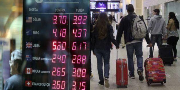 Com dólar mais caro, pesquisar custo da compra para viagens pode gerar