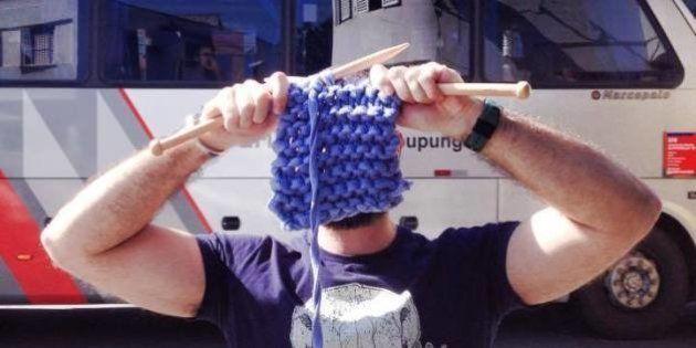 Resultado de imagem para homem crochê